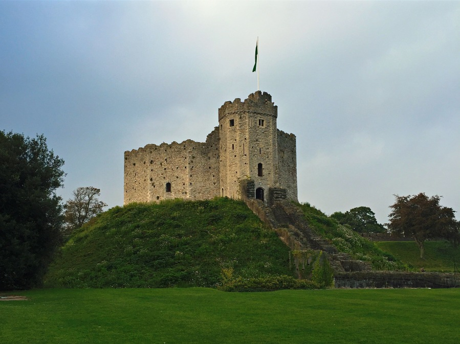 Cardiff Castle #LoveGreatBritain