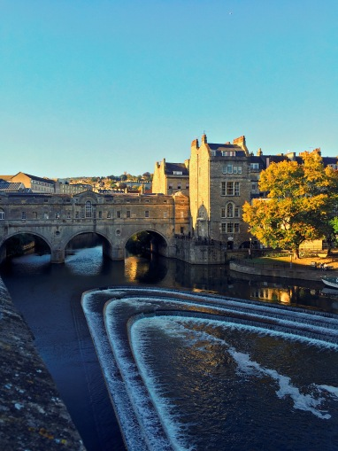 Pulteney Bridge #LoveGreatBritain