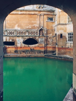 Roman Baths #LoveGreatBritain