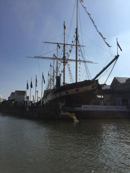 Brunel's SS Great Britain #LoveGreatBritain